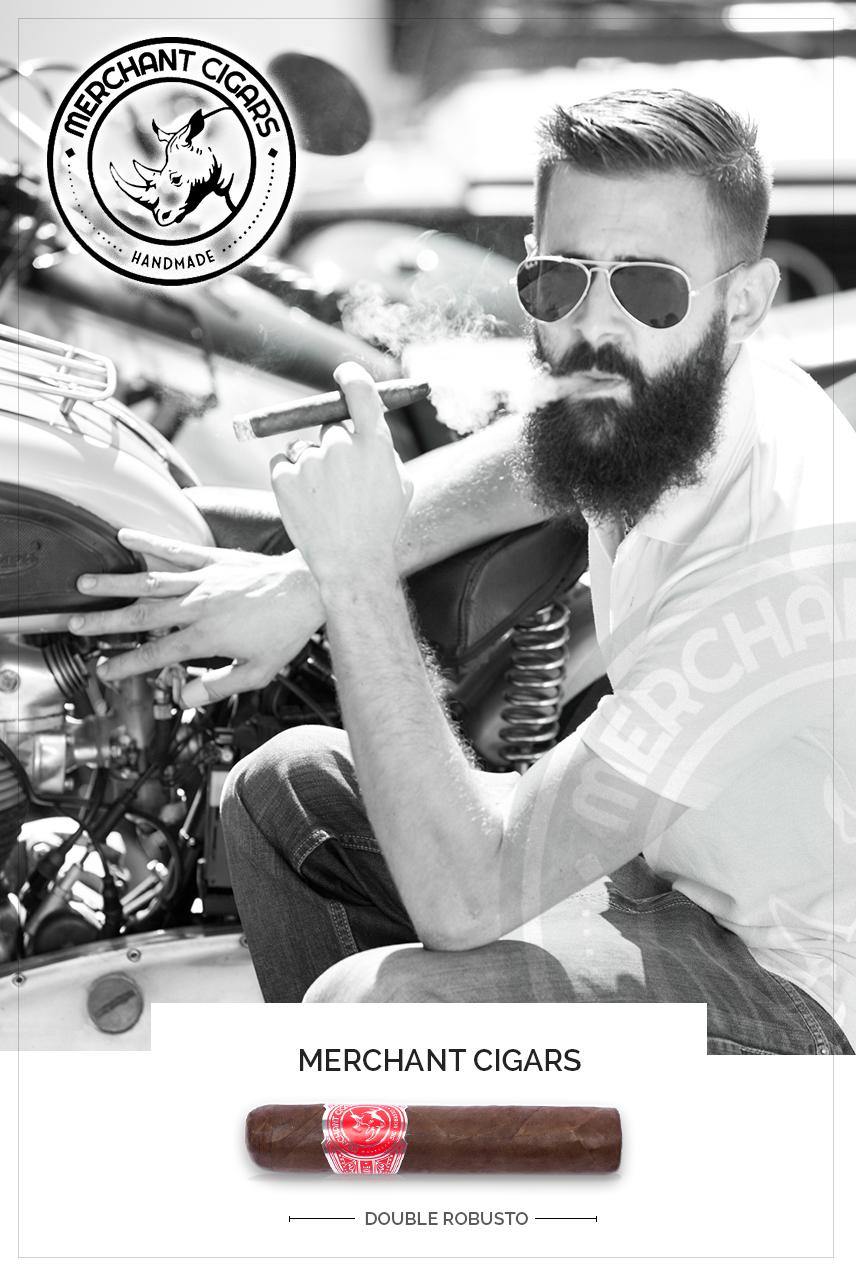 Merchant Cigars Big Robusto